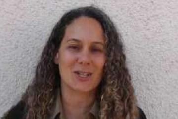 מור יהל מנהלת מחלקת בתי הספר בגבעת שמואל